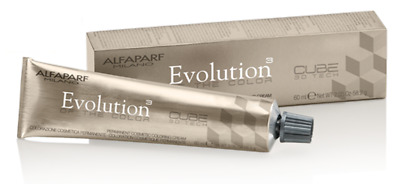 Alfaparf Evolution Of The Color Cube 3D Tech Series - Natural Shades 60ml