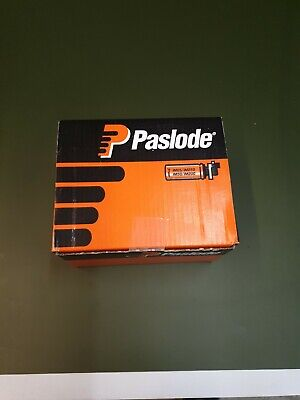 Paslode 45mm IM65F16Galvanised straight Brads Box of 2,000 + 2 Fuel Cells