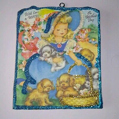 Gnome Ornament Green Jacket with Basket 1196B 60
