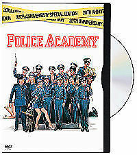 Police Academy (Special Edition) [DVD] [1984], DVDs