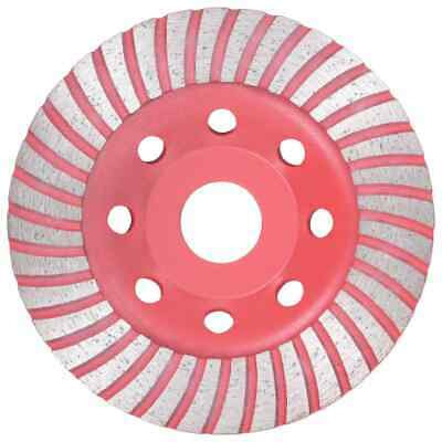 vidaXL Diamond Grinding Cup Wheel with Turbo Granite Stone Surface Smoother