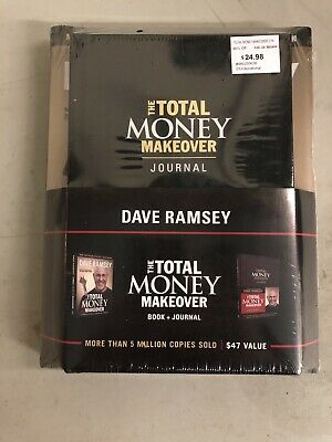 The Total Money Makeover Hardcover Book Dave Ramsey Financial Fitness And Jounal