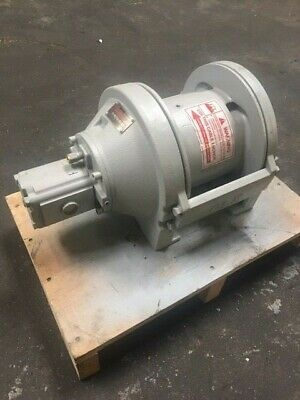 PL5-12-210-1 Pullmaster Hydraulic Planetary Winch With Automatic Brake