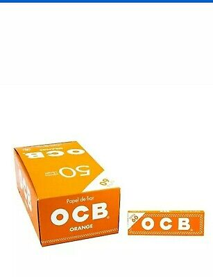 Cartina  OCB Orange, 70 mm - 50 libretti *OCB*