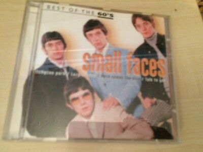 Small Faces - Best Of The 60'S (Cd Album)