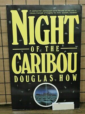 Night of the Caribou by Douglas How SH28 L9-3