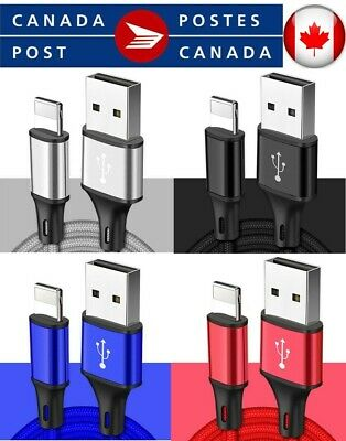 USB Data Sync Charger Cable for iPad iPhone 11 X Xs Max Xr 8 8Plus 7 6s 6 5 SE
