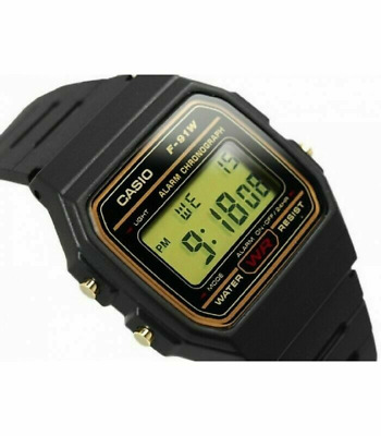 Reloj Digital CASIO F-91WG-9Q - SPORT - Cronometro - Alarma - CASIO Collection