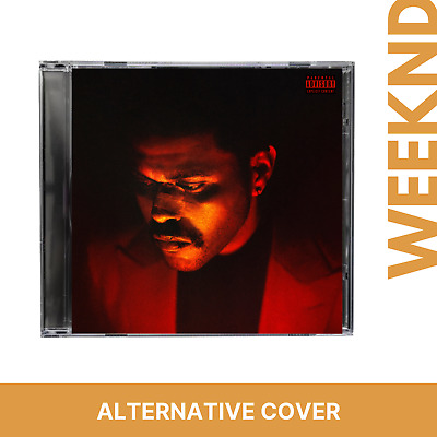 The Weeknd After Hours CD (hmv and Target Exclusive Cover)