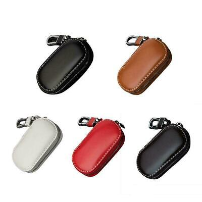 Car Key Fob Signal Blocker Case Faraday Keyless Entry Bags Pouch Cage Guard G9S8