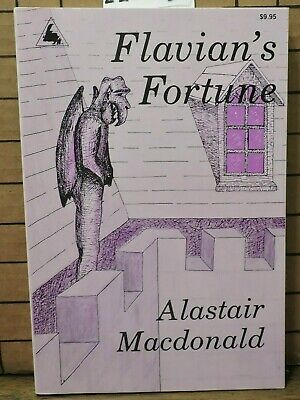 Flavian's Fortune a Phychological Triller by Alastair Mecdonald SH22 L20-6