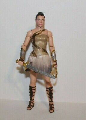 DC Comics Multiverse Wonder Woman DIANA OF THEMYSCIRA 6in Figure ~ Ares CNC
