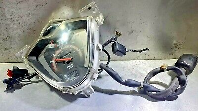 2012 honda NSC vision WH 50 Speedo Clocks 13857 on clocks (2012-2015)