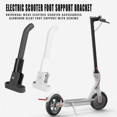 myBESTscooter Kickstand Pedal For Xiaomi M365 Pro Electric Scooter Black White
