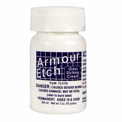 Armour Etch Etching Cream 2.8Oz Carded