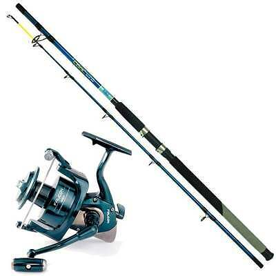 Zebco Cool Heay Boat 2,70m Wg: bis 500g + ULTIMATE FALCON 8001