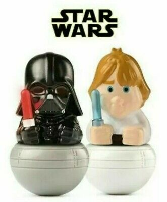 Rollinz 3.0 star wars esselunga 30 luke skywalker e darth wader