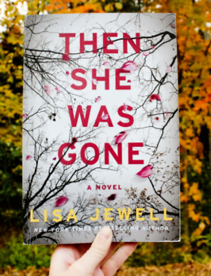 ⚡ THEN SHE WAS GONE by Lisa Jewell &{P.D.F}