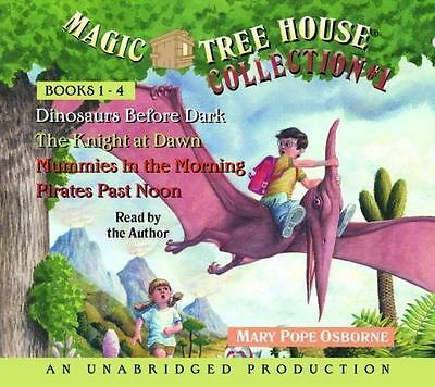 Magic Tree House (R): Magic Tree House Collection Vol. 1, Bks, 1-4 : Dinosaurs …