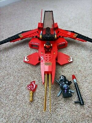 Lego Ninjago 70721 Kai Fighter Great Condition With Box And Books 26 00 Picclick