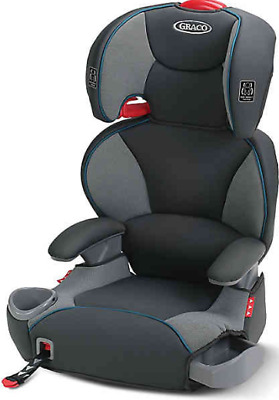 Graco TurboBooster LX Highback Booster Seat with Latch System in Seaton