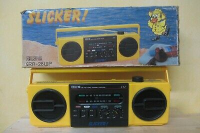 Radio Geloso anni 80 Slicker GRA 28WP