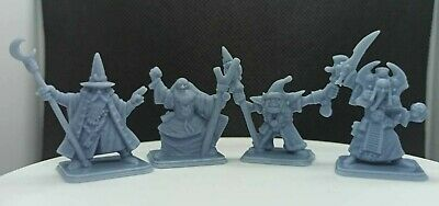 Heroquest - Wizards of Morcar Resin reproduction of Original models