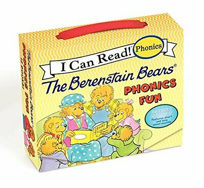 NEW - The Berenstain Bears Phonics Fun (My First I Can Read)