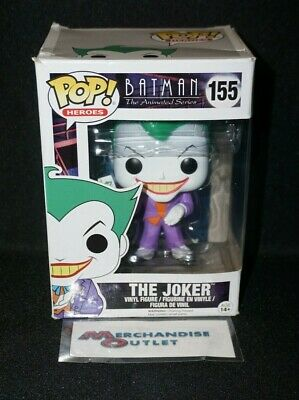 Funko - Batman The Animated Series: The Joker POP! Figure *See Description