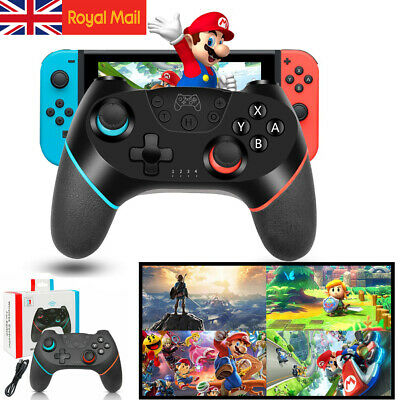 Bluetooth Wireless Controller Gamepad Joystick Pro For Nintendo Switch Console