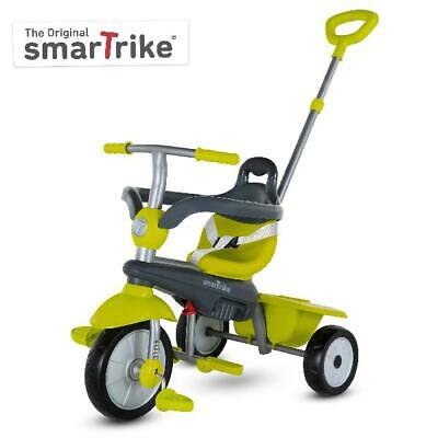 smarTrike Breeze, 3-in-1 Toddler Tricycle 15M+ - Green