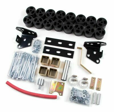 """Zone Offroad F9285-CLR 2"""" Body Lift Kit Ford"""