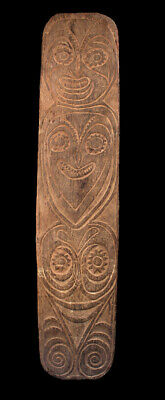 Planche votive, cult board, oceanic art, papua new guinea, art océanien