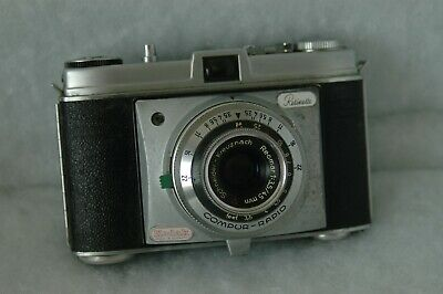 Vintage  Kodak Retinette  35 Mm Film Camera.