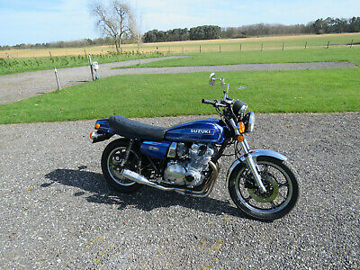 suzuki gs1000 lovely original bike with 12 months mot and delivery to your door