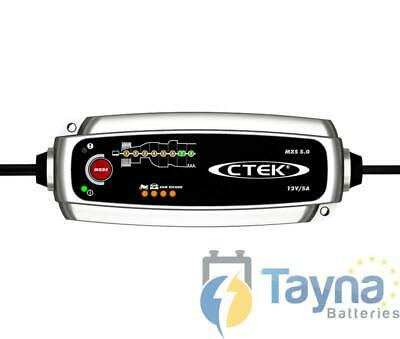 CTEK MXS 5.0 12V Charger and Conditioner MULTI XS 5.0 (56-975)