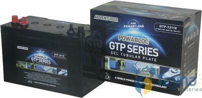 Leoch Powabloc GTP 12110 Gel Deep Cycle Batterie