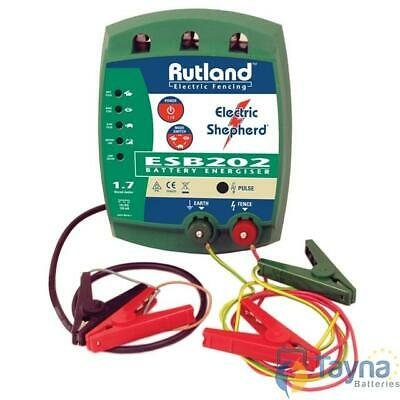 Rutland ESB202 Electric Fence Batterie Energiser