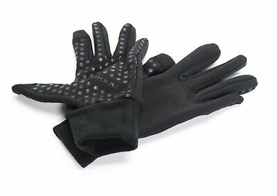 Dakine Women's Gloves Black Size Small S 6.5 Solid Gripping Accessory $50- #536