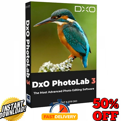 DxO PhotoLab 3✔️ Official Version 🔥 Liftime License ✔️ 🔥  FAST DELIVERY ✔️ 5s