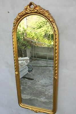 Vintage Baroque style Mirror Gold Frame Ornate Decorative Wall Mirror Dressing