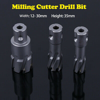 Powerbor Jancy Unibor Magnetic Drilling Mag Drill Hole Cutters Fit Rotabroach