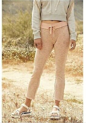 NWT Womens Size Small Anthropologie Free People Mahalo Jogger Sweat Active Pants