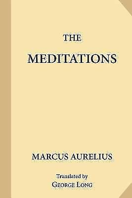 The Meditations by Marcus Aurelius (2017, Paperback)