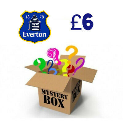 Random items of Job Lot Stock from our warehouse Everton Fc £6