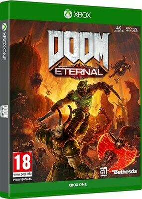 Doom Eternal Xbox One(Juego Completo/Full Game)