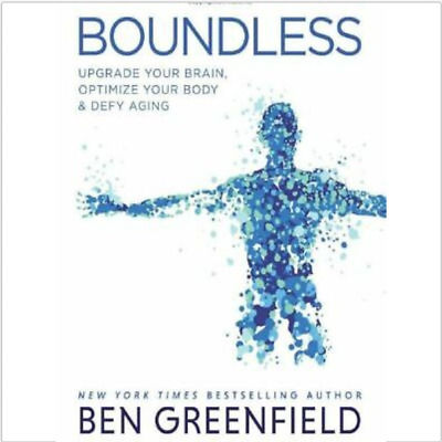🔥Boundless🔥🔥by Ben Greenfield✅Eb00k/PDF-FAST Delivery✅✅