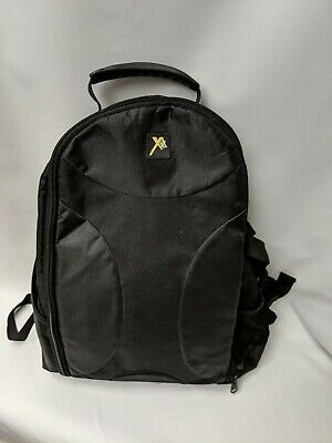 XIT Pro Camera Backpack Waterproof Camcorder Case Bag for Canon Nikon Sony AS IS