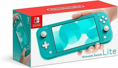 NEW Nintendo Switch Lite Turquoise Gray Yellow Coral PICK COLOR free shipping