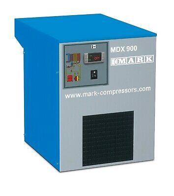 Brand New Mark MDX 1200 Refrigeration Dryer - Removes Water From Compressed Air